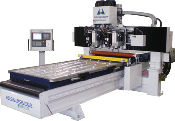 Green CNC Router